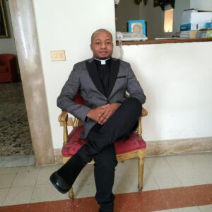 Rev Fr. Augustine Akachukwu Agowuike OMD
