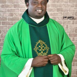 Rev. Fr. Ajogo Michael OMD